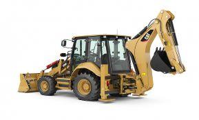 Экскаватор-погрузчик Cat-426F2
